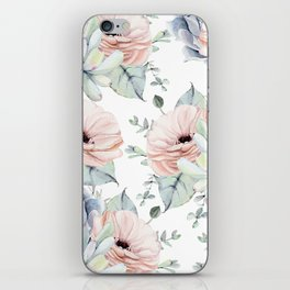 Pretty Succulents by Nature Magick iPhone Skin