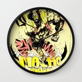 Need a little excitement? Wall Clock