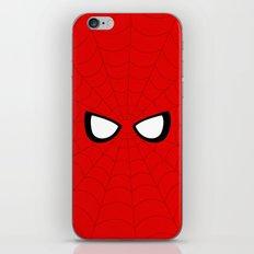 Spider Look iPhone Skin