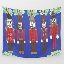 Nutcracker Suite Wall Tapestry