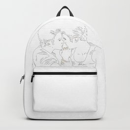 Kurt+Blaine Backpack