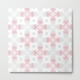 Valentine pattern 3 Metal Print