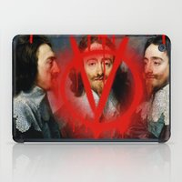 vendetta iPad Cases featuring VENDETTA by DIVIDUS DESIGN STUDIO