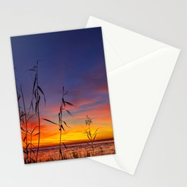 End of Day Colors Stationery Cards