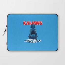 KaiJaws (Pacific Rim/Jaws) Laptop Sleeve