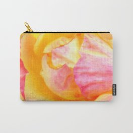 Tropical Rose | Flowers | Nadia Bonello Carry-All Pouch