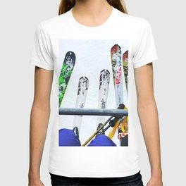 Ski All Day T-shirt