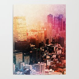 City of Color Poster
