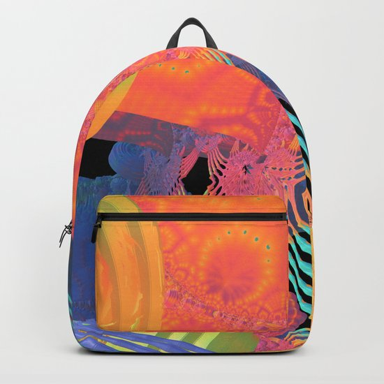 Mardi Gras Backpack