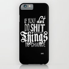 Things to change Slim Case iPhone 6s