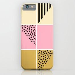 Mosaic #1 iPhone Case