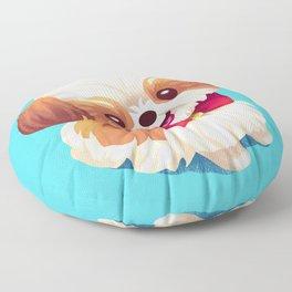 Shih Tzu Love Floor Pillow