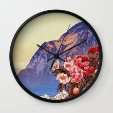 Kanata Scents Wall Clock