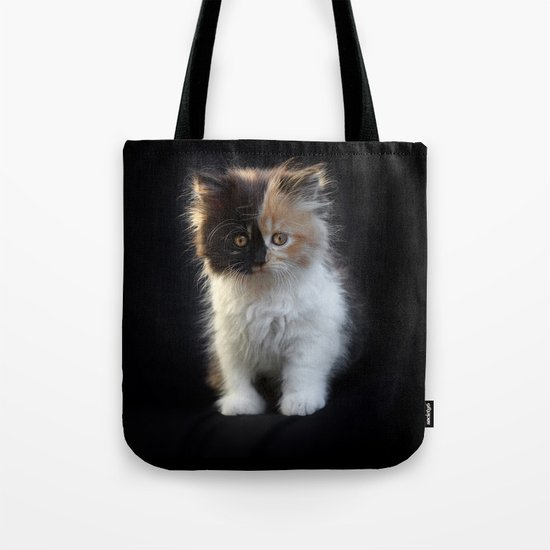 Cutest Kitten Ever Tote Bag