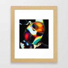 Dispersion Framed Art Print