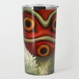 Mononoke Hime Travel Mug