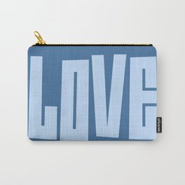 Love Idol -Blue Carry-All Pouch