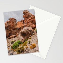 Yareta in Bolivia Stationery Cards