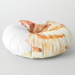 Corgi 1 Floor Pillow