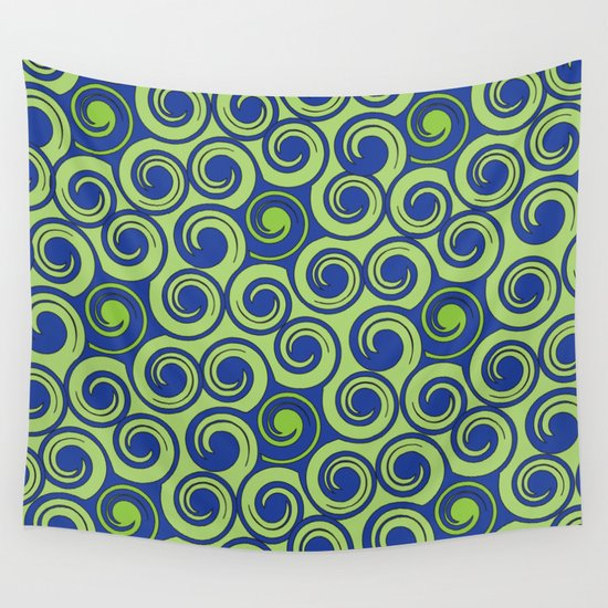 Pattern C Wall Tapestry