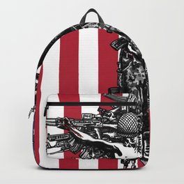 Happy Memorial Day Backpack