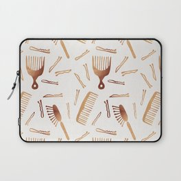 Good Hair Day – Rose Gold Palette Laptop Sleeve