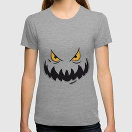 Evil face T-shirt