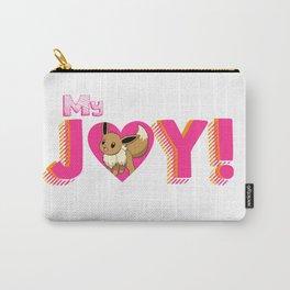 Fan JOY: pokeee-vee Carry-All Pouch