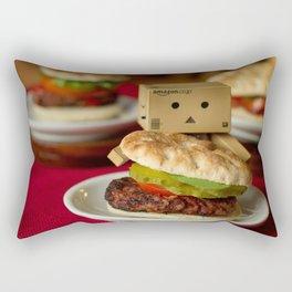 Working 9-5 Rectangular Pillow