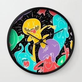 FESTIN Wall Clock