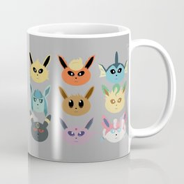 The Silly Beasts Coffee Mug