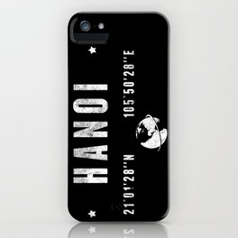 Hanoï iPhone Case