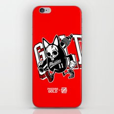 Phidias Gold x Zach Shuta iPhone & iPod Skin