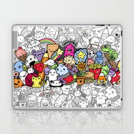 Doodles Laptop & iPad Skin