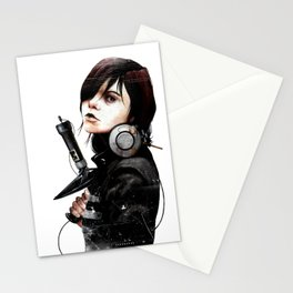 Echo Gear - In Frequency I drown Stationery Cards