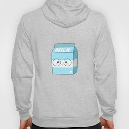 Kawaii Milk Hoody