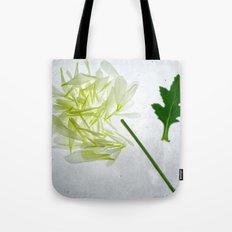 Botanical Blueprints - Dahlia Tote Bag