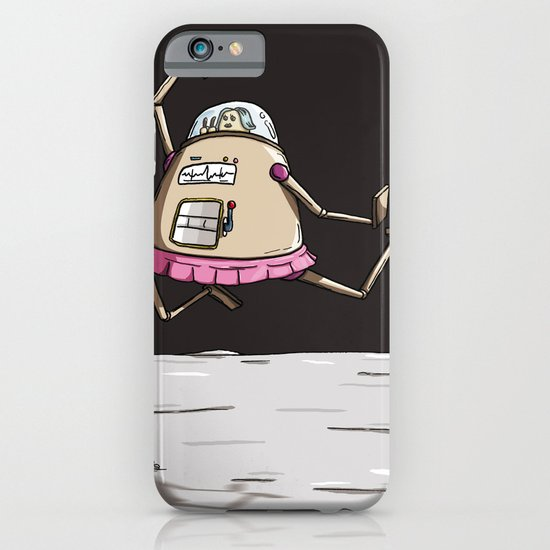 On the moon 2 iPhone & iPod Case