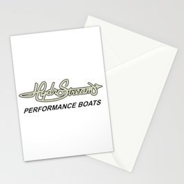 Hydrostream Boats Stationery Cards