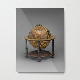 Historical Celestial Globe Photograph (1621) Metal Print