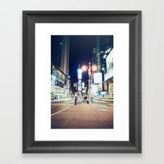 NYTS Framed Art Print