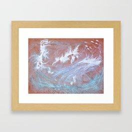 (Mother)Nature Framed Art Print