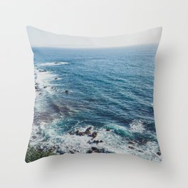 Palos Verdes II Throw Pillow