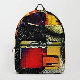 My Mona Lisa Backpack