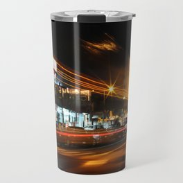 Whitianga High Street After Dark Travel Mug