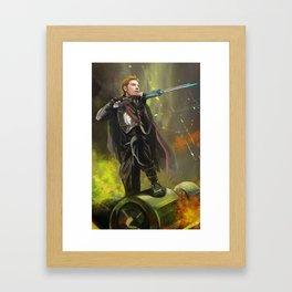 Sniper Hux Framed Art Print
