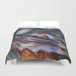 The Art of Nature - Jupiter Close Up Duvet Cover