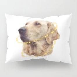 Angelic Doggo Pillow Sham