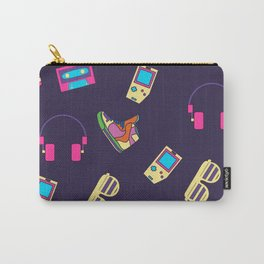pc games pattern Carry-All Pouch