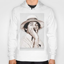 Barack Obama Smoking weed Hoody